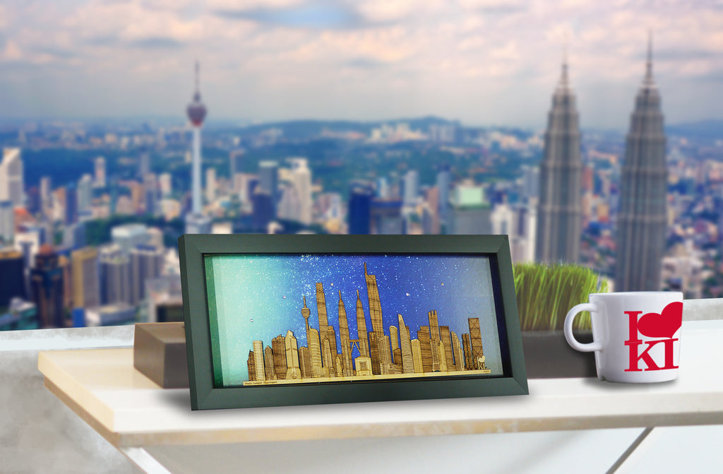 New KL Skyscraper 2019 Collection!