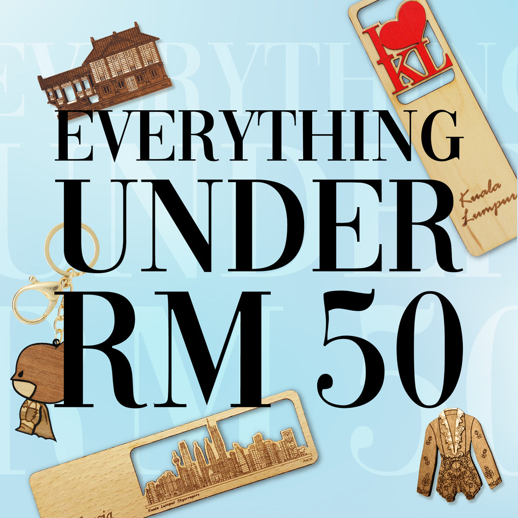 Everything Under RM50!!