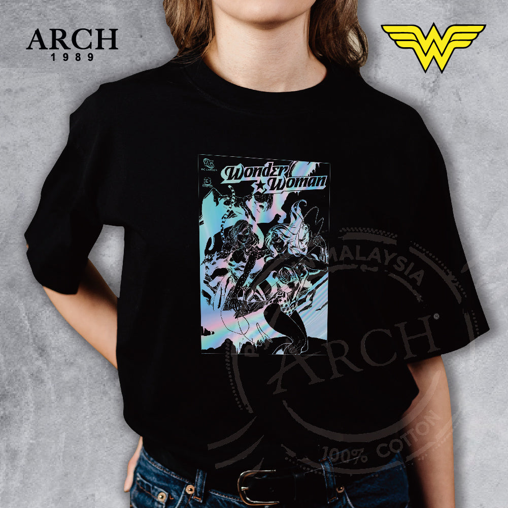 Original DC Wonder Woman Unisex Graphic T-shirt