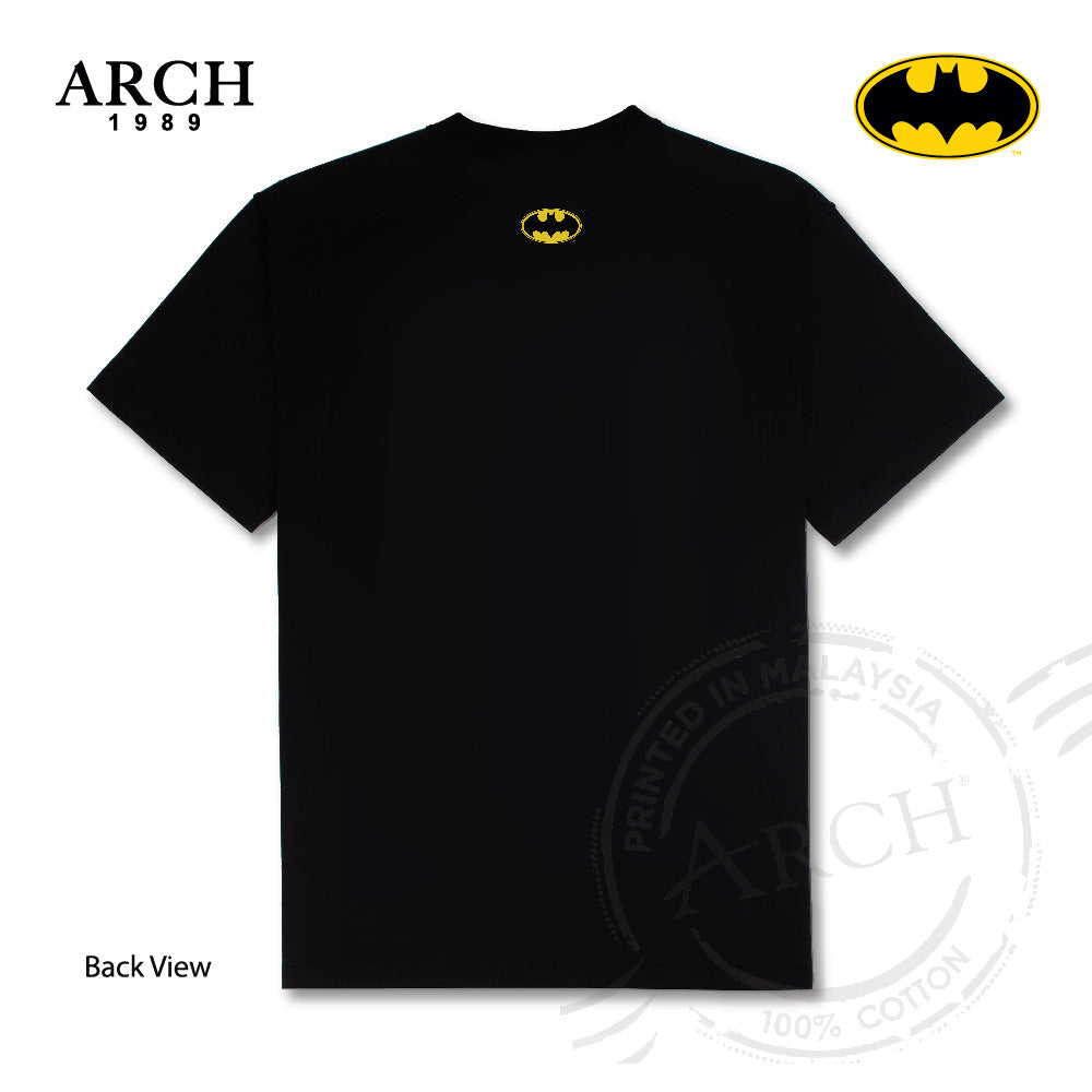 DC Batman City Logo T-Shirt Black