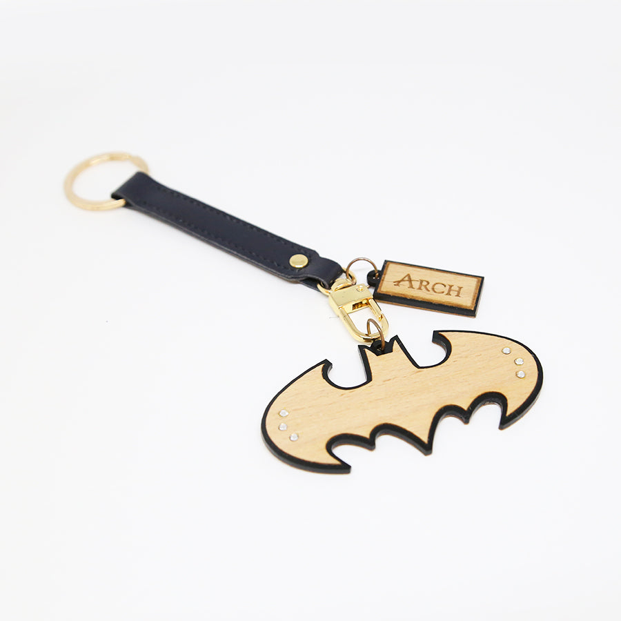 Bag Charms - Logo Batman