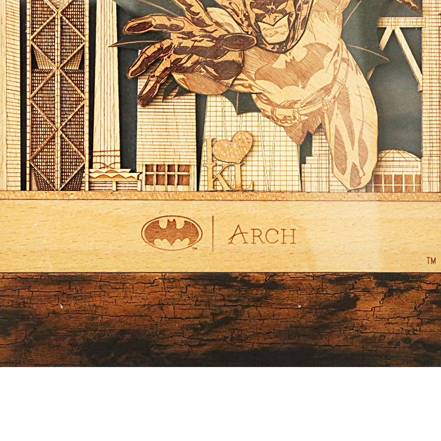 2-D Art Pieces - Batman The Dark Knight