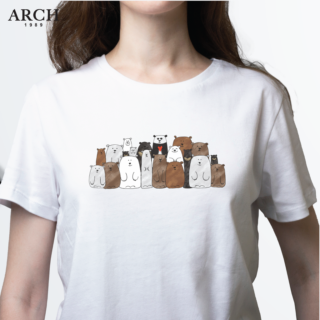 ARCH Cute Bear T Shirt