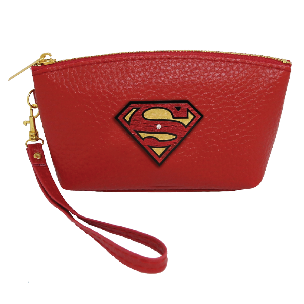 Coin Pouches - Logo Superman