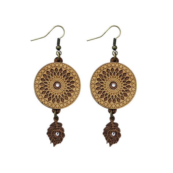 Fashion Accessories: Earrings  - Dreamcatcher