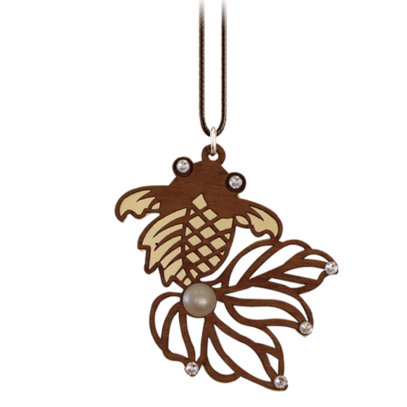 Fashion Accessories: Pendants - Goldfish