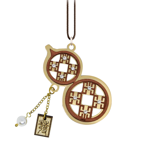 Fashion Accessories: Pendants  - Hu Lu