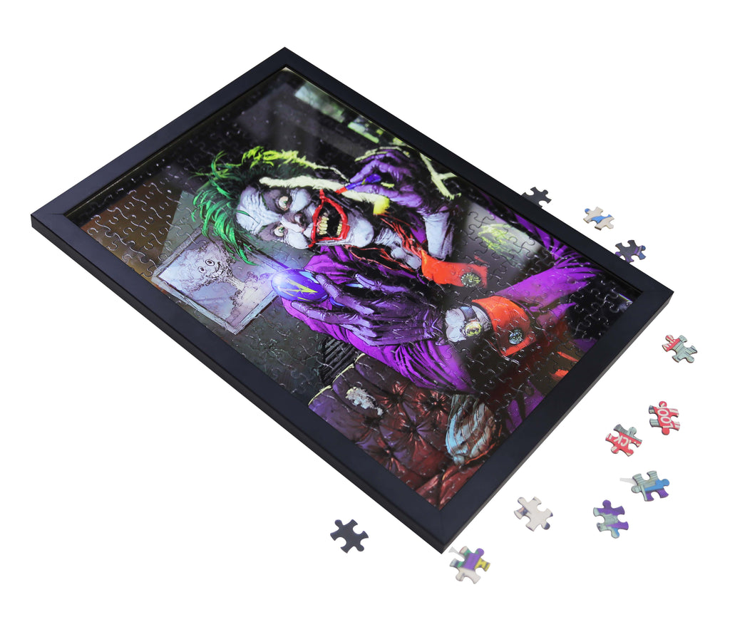 DC Joker Collection 2D Puzzle Framed Art Assembly