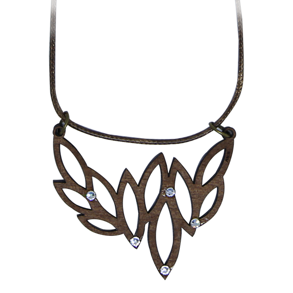 Fashion Accessories: Pendants - Leaf