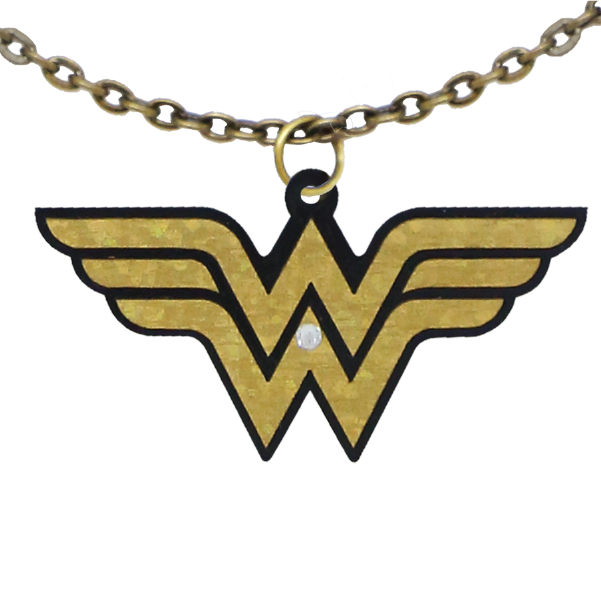 Pendants - Logo Wonder Woman