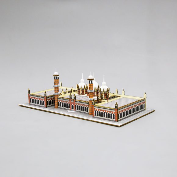 Build Your Own! Sultan Abdul Samad Jamek Mosque Miniature Kit