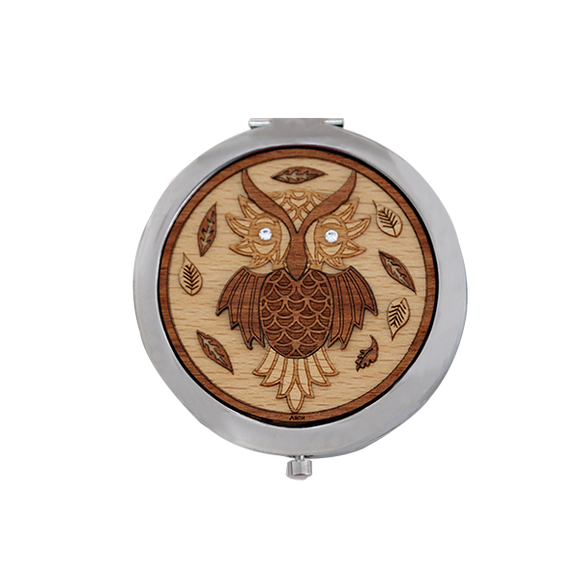 Fashion Accessories: Mirrors - Owl