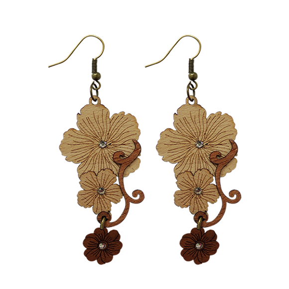 Fashion Accessories: Earrings - Petal Union