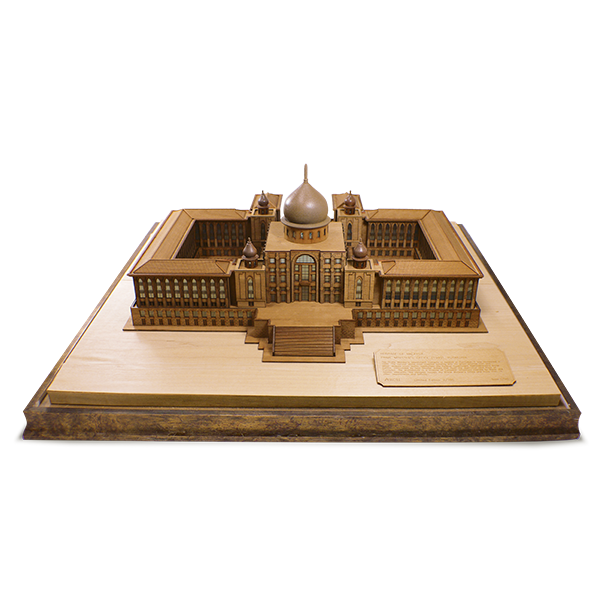 3-D Miniatures  - Prime Minister's Office at Putrajaya