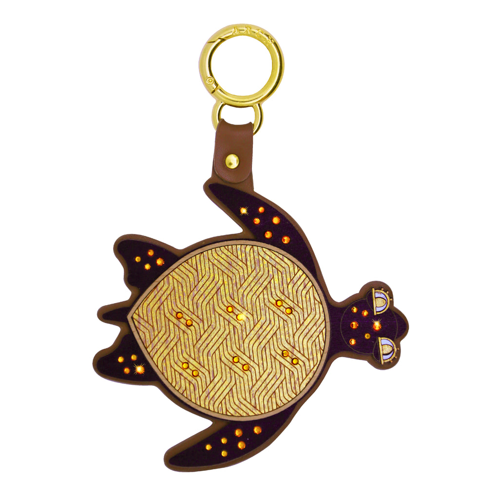 Animal Emotions Collection - Turtle Bag Charm