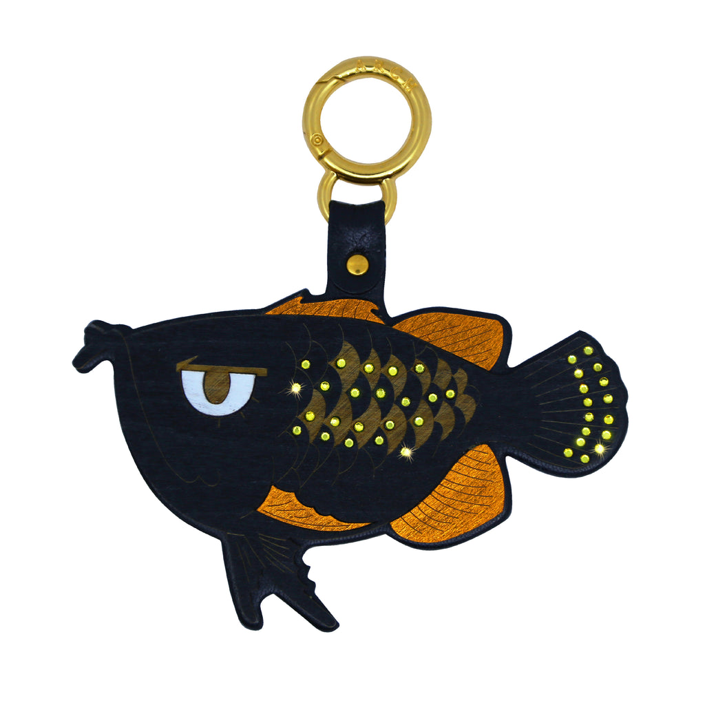 Animal Emotions Collection - Arowana Bag Charm