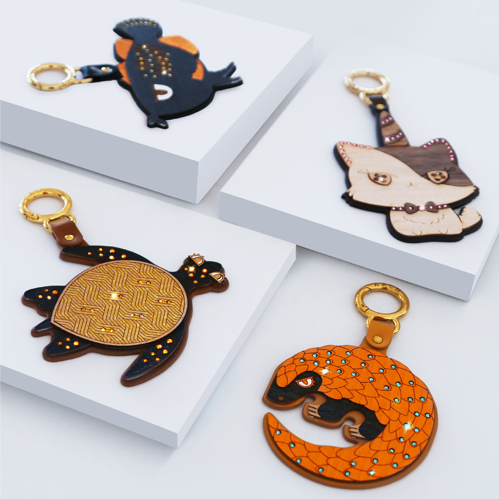 Special Price for Any 2 Animal Emotions Bag Charm