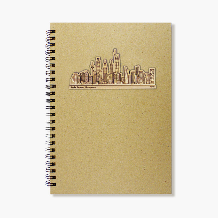 Diaries & Notebooks  - KL Skyscrapers