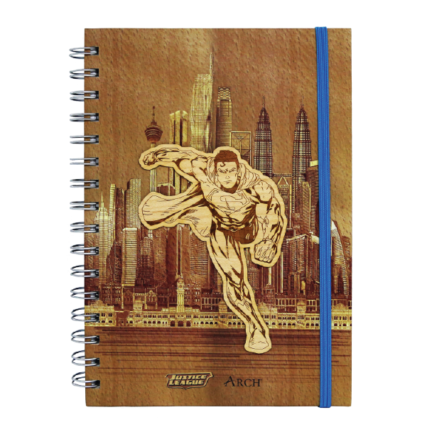 A5 Notebooks - Superman