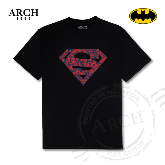 Original DC Comics Superman Icon Unisex T Shirt by ARCH