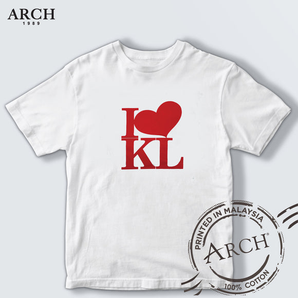 ARCH I LOVE KL T SHIRT