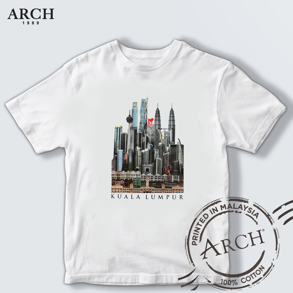 ARCH KL Skyscrapers T Shirt