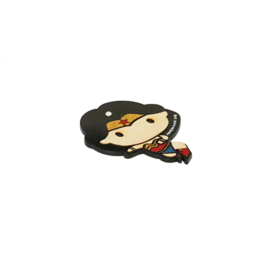 Wood Mood Stickers - Wonder Woman