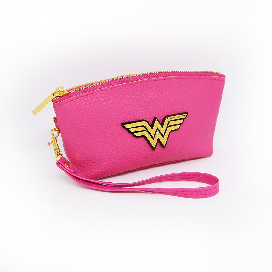 Coin Pouches - Logo Wonder Woman