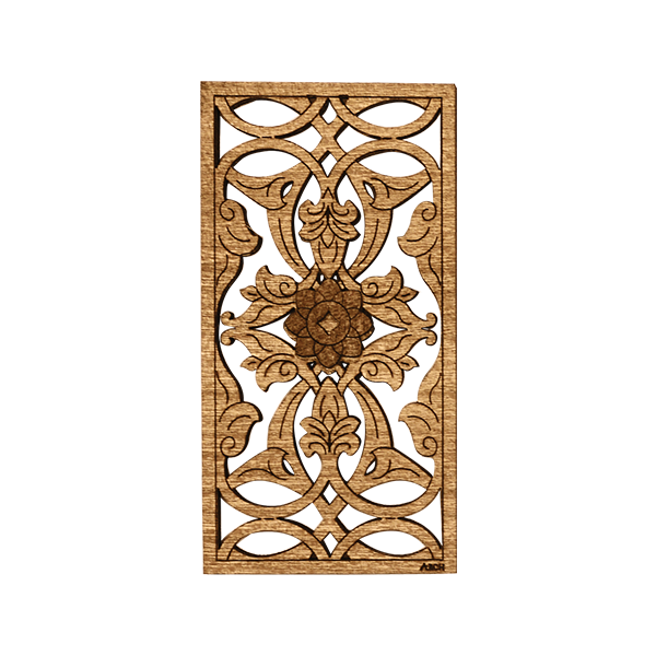 Wood Veneer Magnets  - Woodcarving