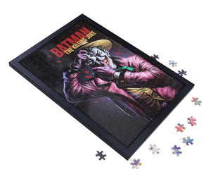 DC Joker Killing Joke Collection 2D Puzzle Framed Art Assembly