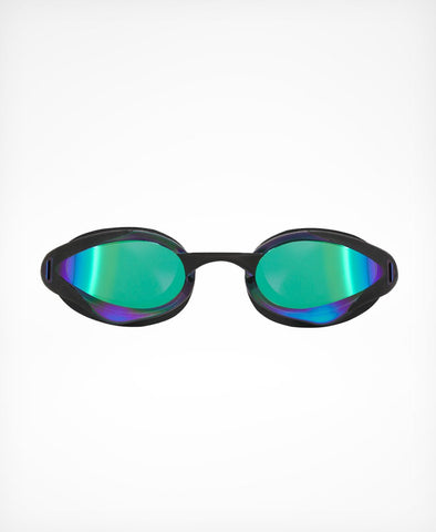 Burnell Swim Goggle - Black/Iridescent