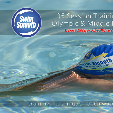 Swim Smooth Waterproof Training Plans