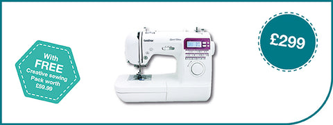 brother sewing machine innovis 20le crafty sew and so