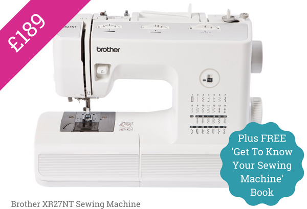 Brother XR27NT Sewing machine offers
