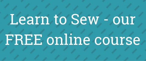 Learn to sew ecourse