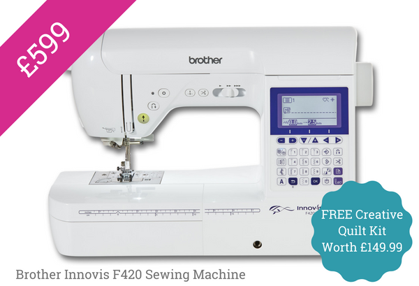 Brother Innovis 1800Q Sewing machine special offer