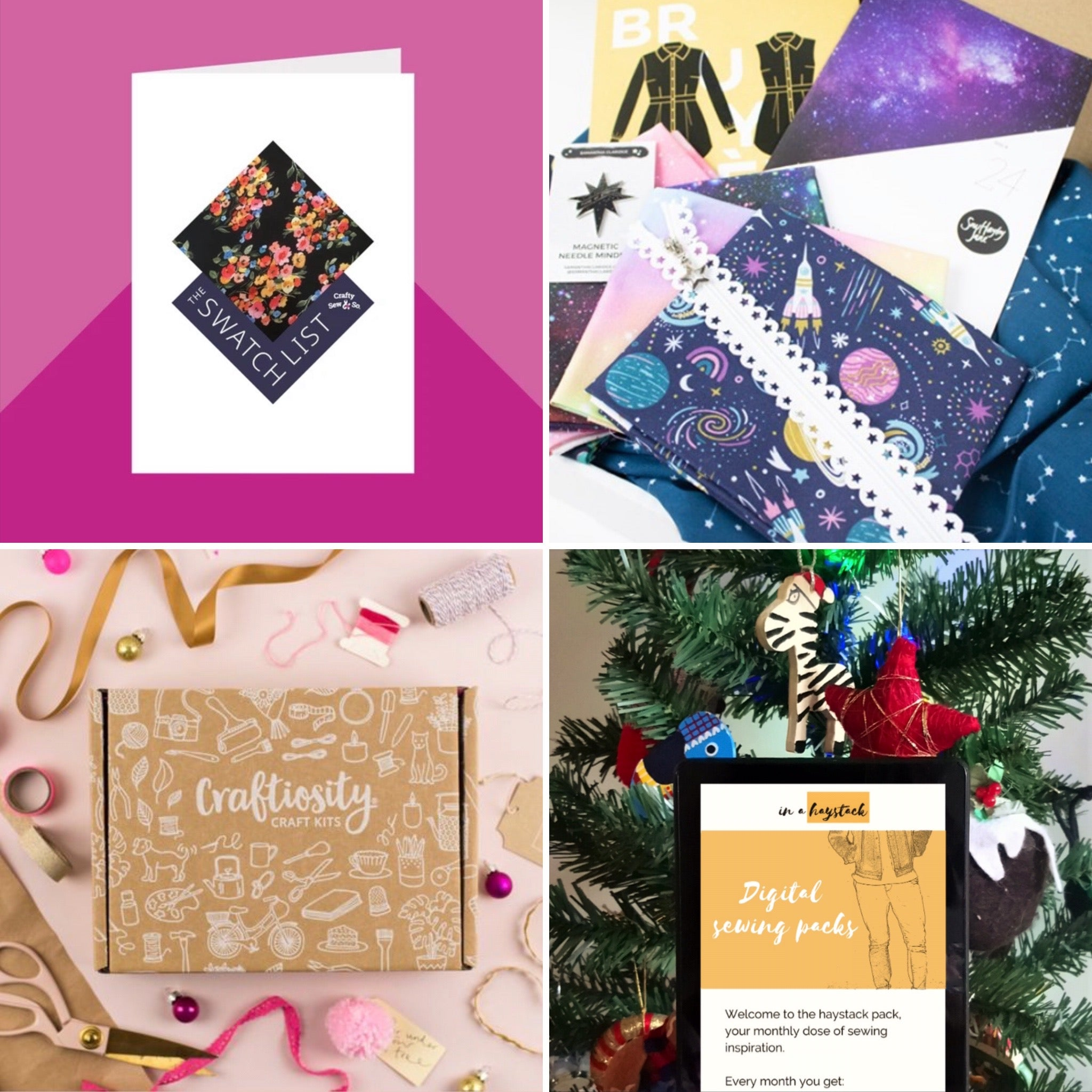 Subscription box gift guide