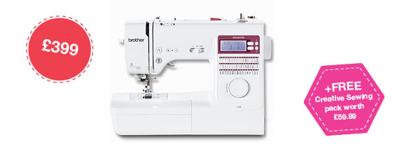Brother A50 Sewing machine