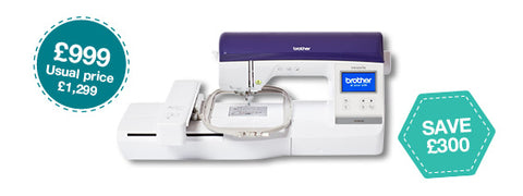 Brother sewing machine offer crafty sew and so 800E