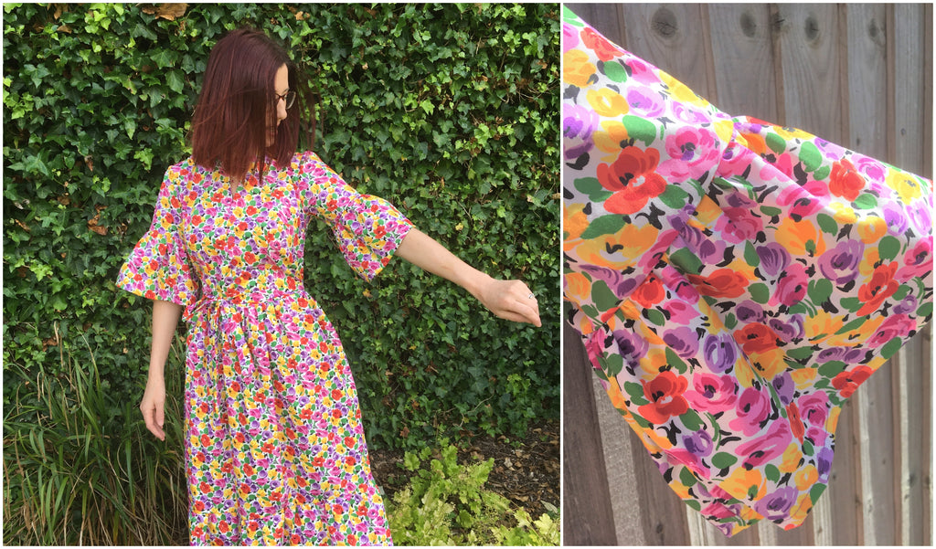 Crafty Bloggers Club Myosotis Dress
