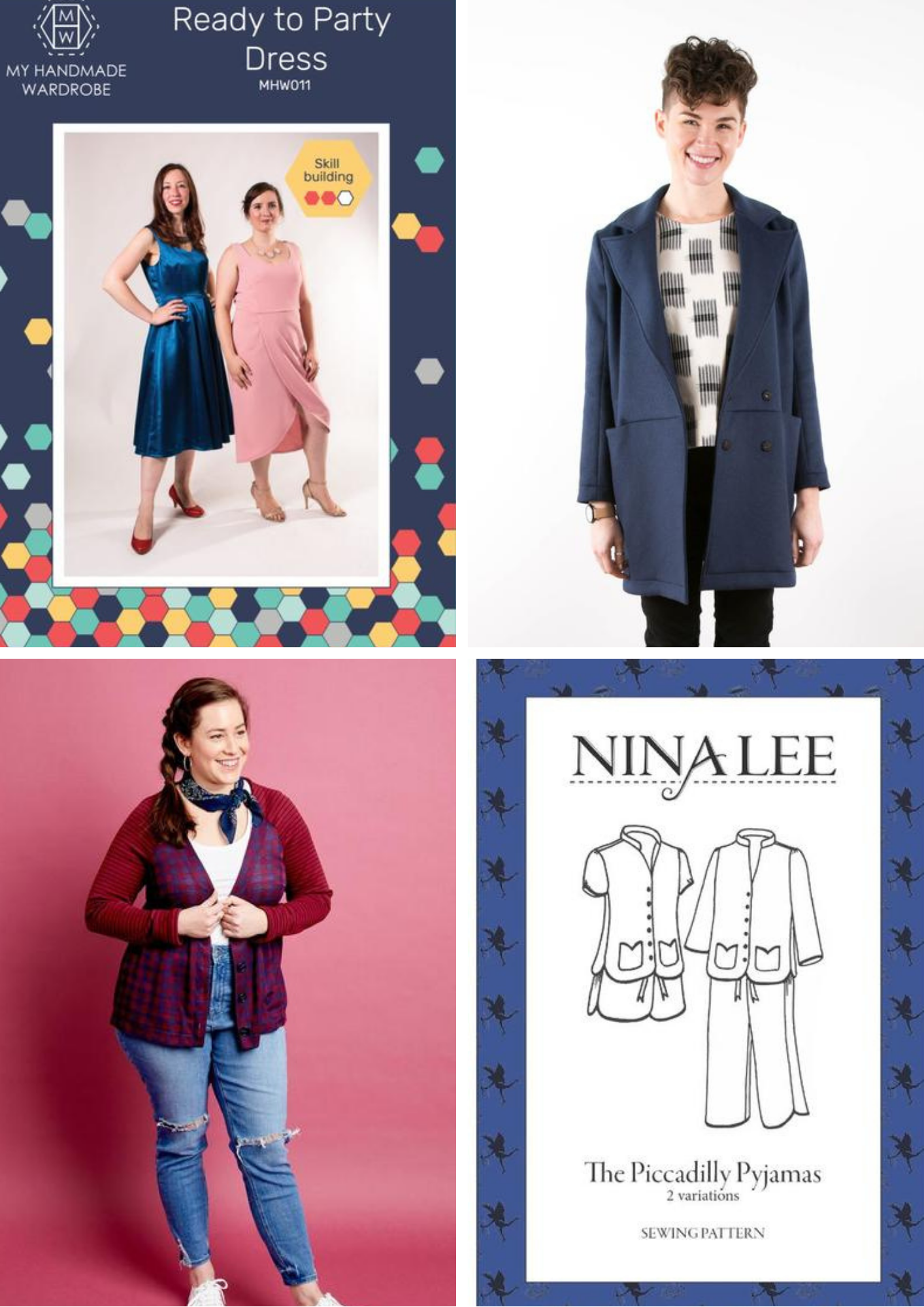 Sewing patterns gift guide