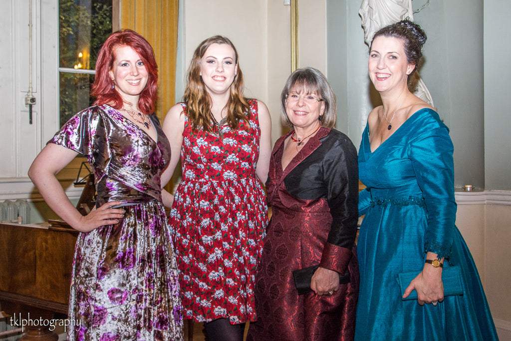 The dressmakers ball crafty sew and so leicester events