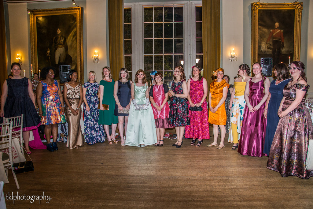 crafty sew and so the dressmakers ball leicester event