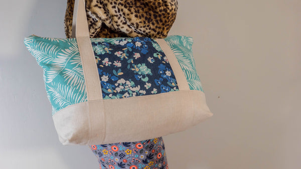 carry all bag sewing pattern crafty sew and so