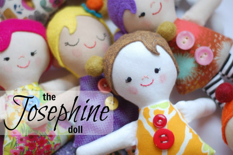 free josphine dolly sewing pattern