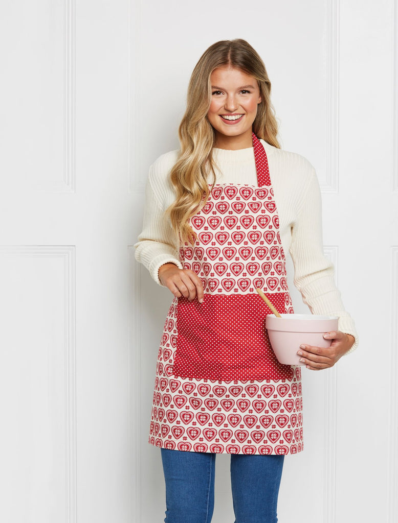 Kiss the Cook Apron pattern
