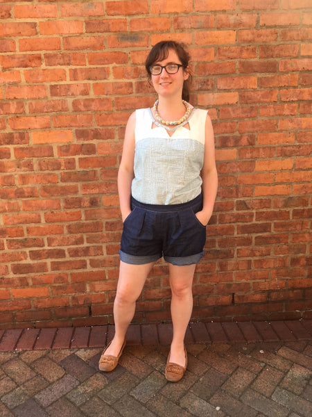 love sewing free beach shorts crafty sew and so my handmadewardrobe patterns