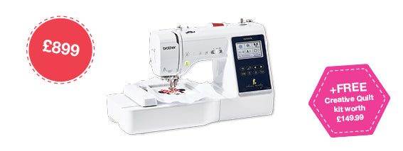 Brother M280D Embroidery Machine