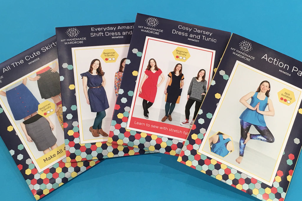 Sewing Patterns from Crafty Sew&So