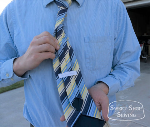 Mens Tie Tutorial